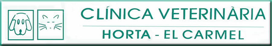 Clinica Veterinaria Horta - El Carmel - Logo
